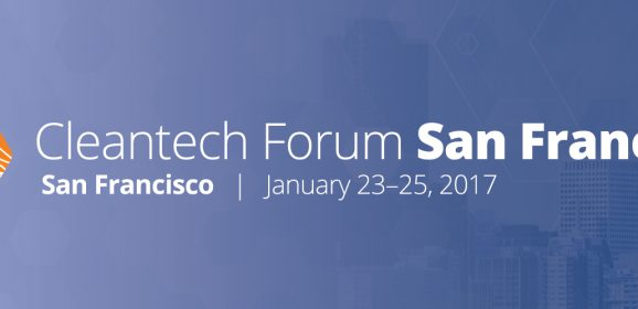 Cleantech Forum celebrates 15 years in San Fransisco