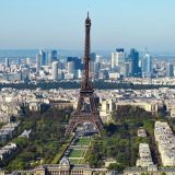 10% drop in greenhouse gas emissions in Paris