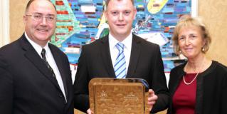 Tricel land top award